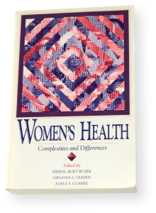 Photo of book: Women's Health, Complexities and Differences
