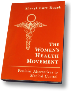 Photo of book: The Women's Health Movement